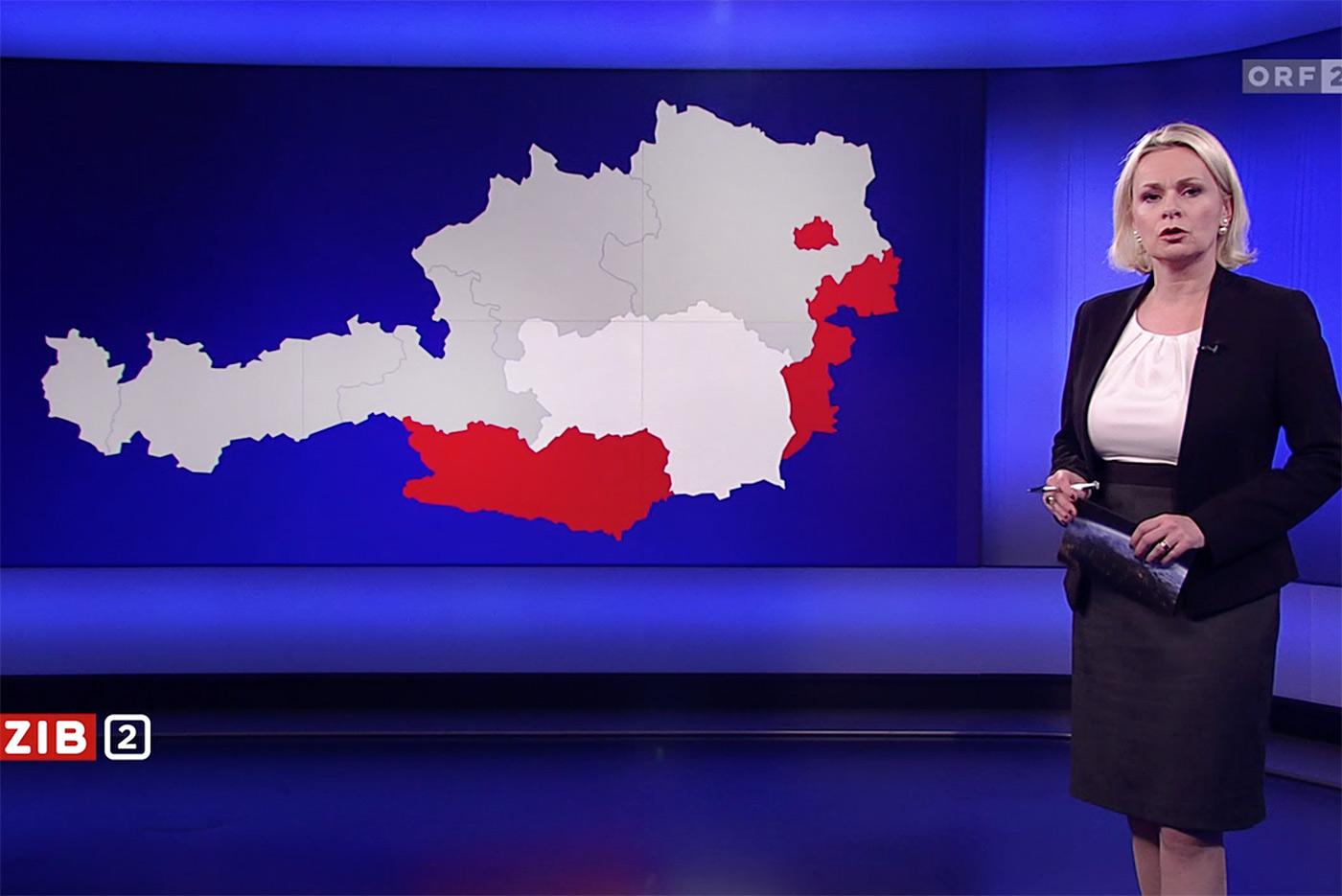 Osttirol Zu Italien Orf Zeichnet Die Landkarte Neu