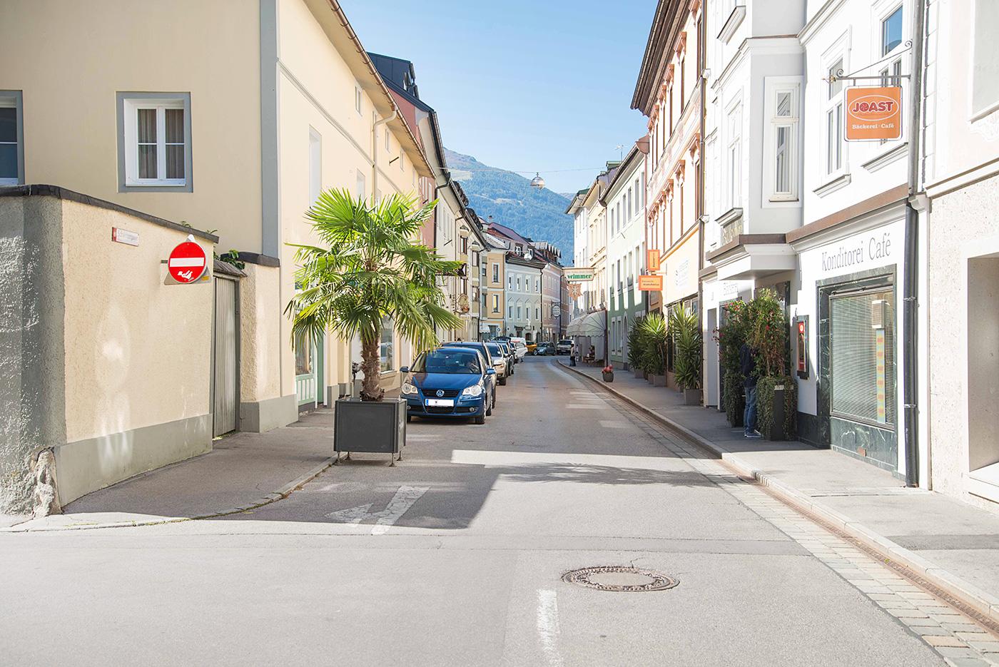13fa2b44c9b911 Schweizergasse  Künftig kurvig statt gerade