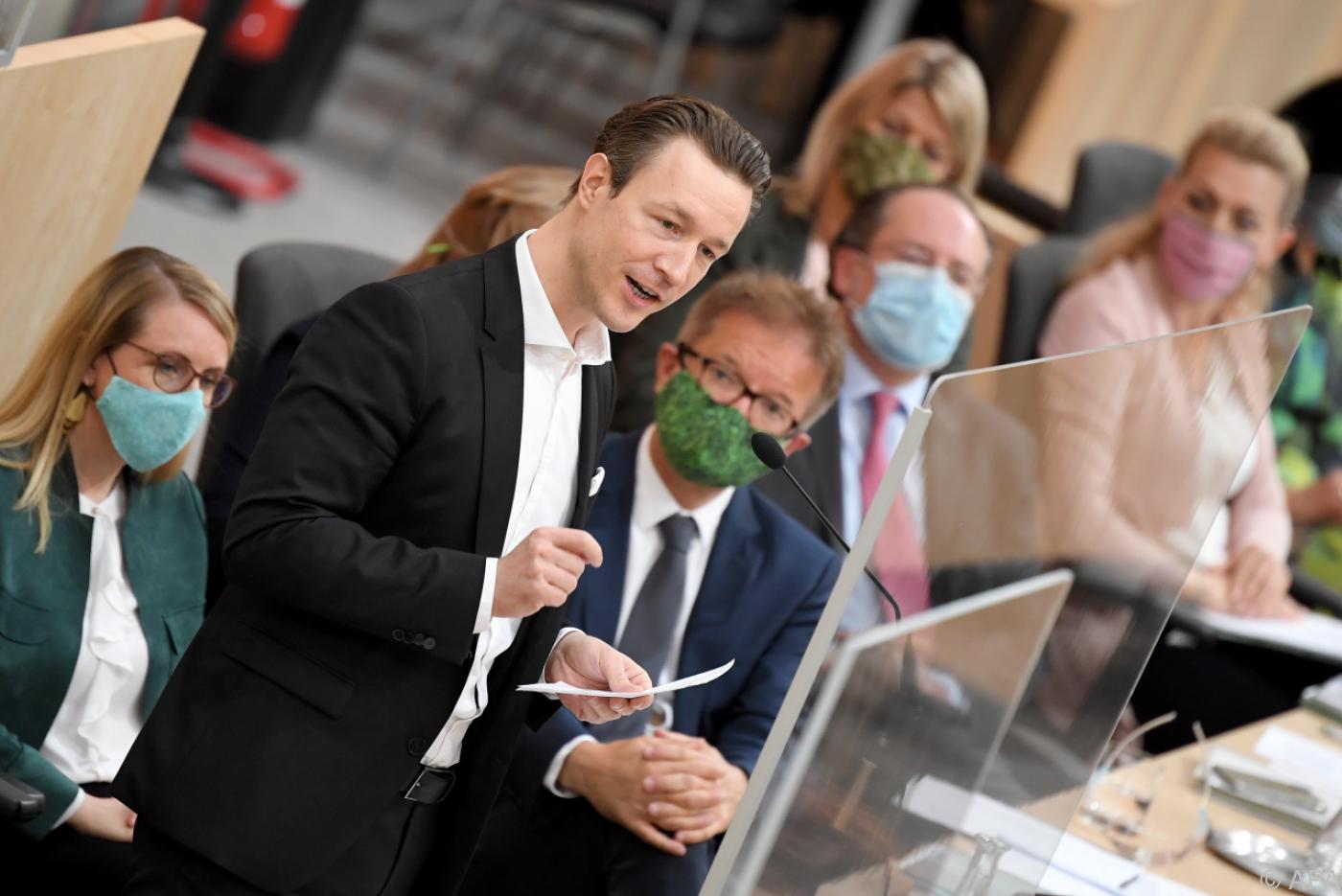 Nationalrat: Budget mit Koalitionsmehrheit durch | dolomitenstadt.at